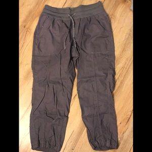 Light purple North Face women's pants size small